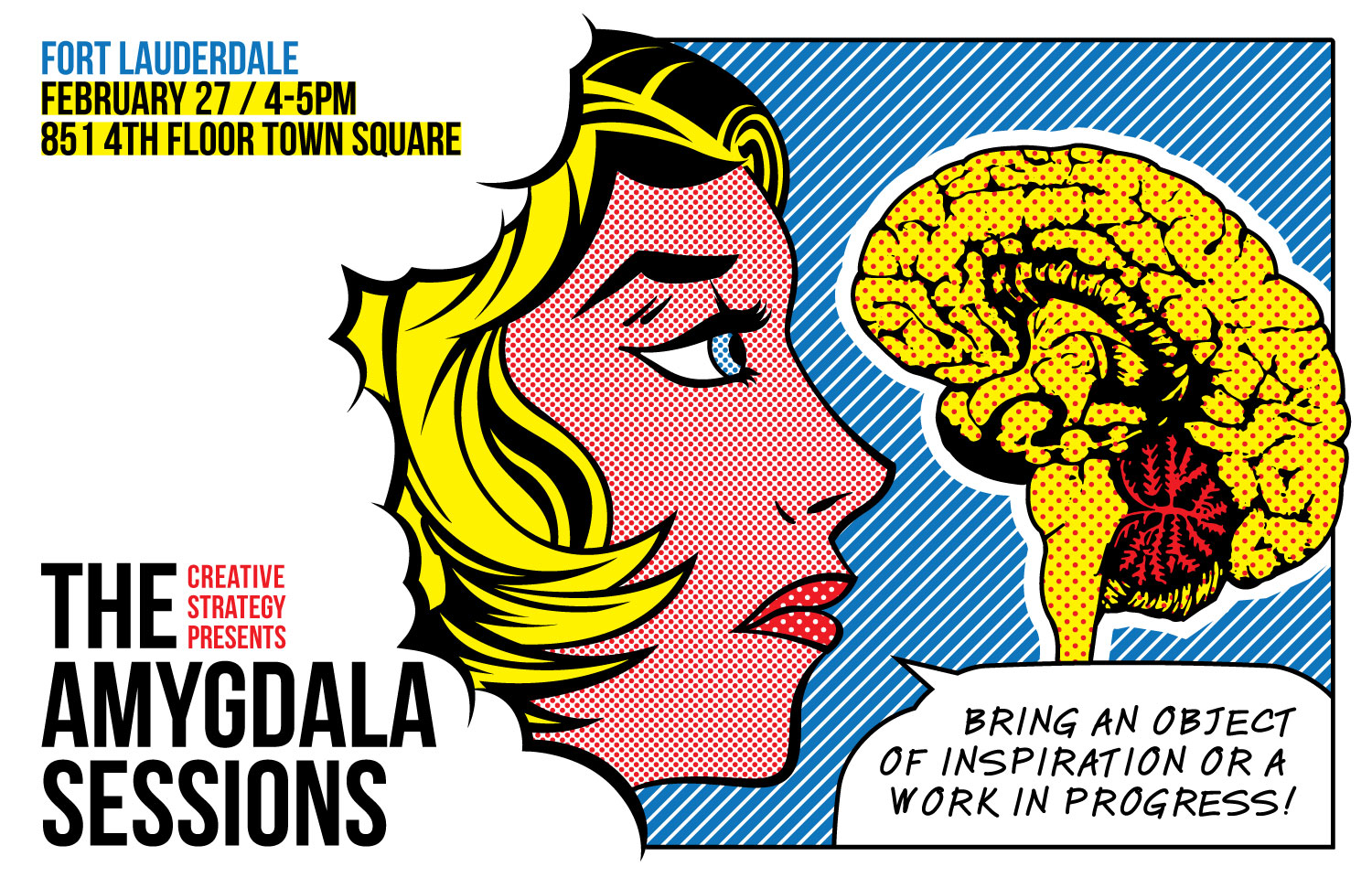 Amygdala Sessions Poster