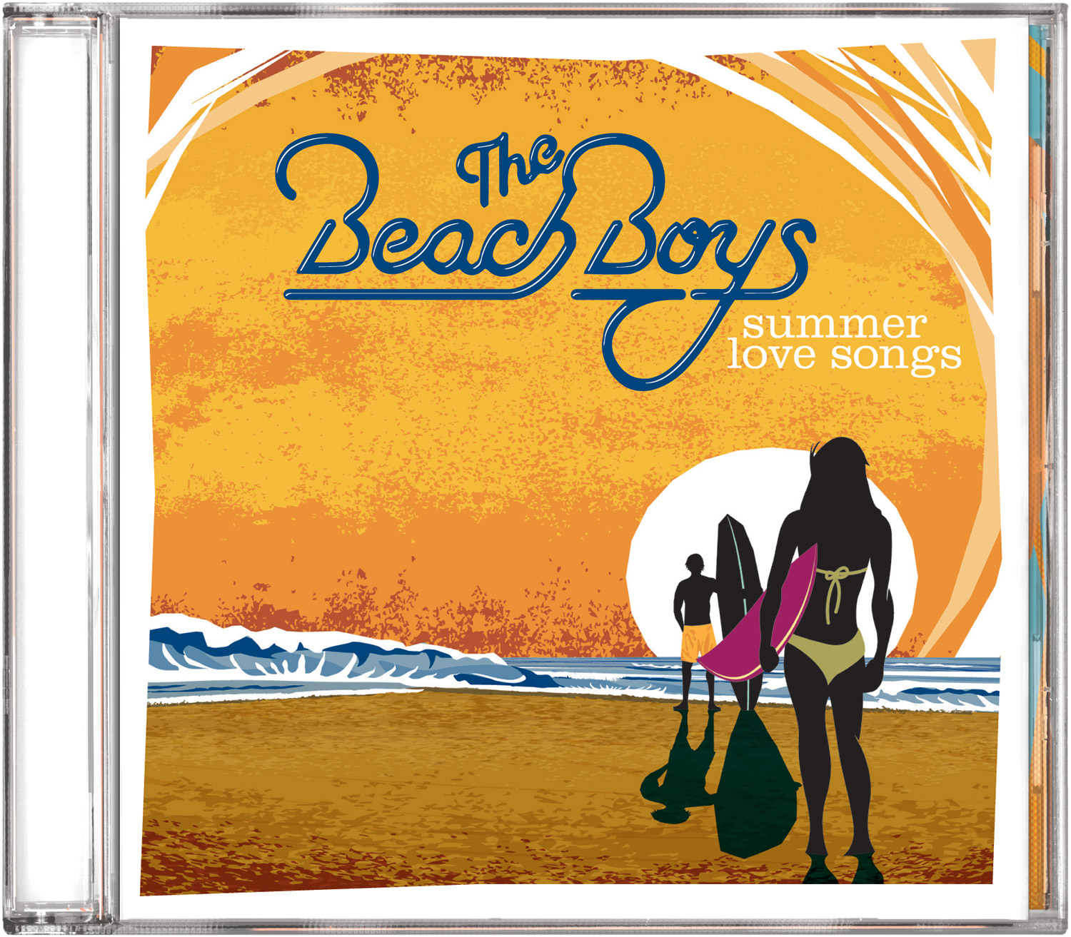 The Beach Boys Summer Love Songs