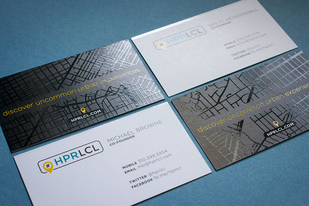 HRPLCL business cards