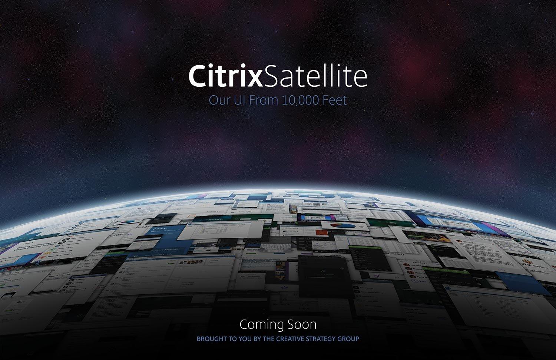 Citrix Satellite Poster